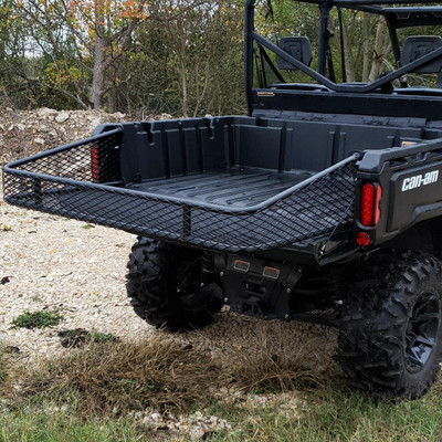 Texas Outdoors Ranch Armor Bed Extension, Can-Am Defender CH15
