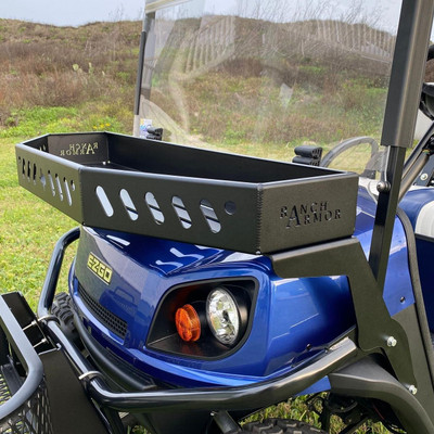 Texas Outdoors Ranch Armor Front Hood Basket, EZ GO Golf Cart EZA11