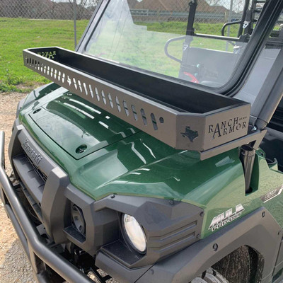 Texas Outdoors Ranch Armor Front Roll Bar Basket, Kawasaki Mule Pro KA11