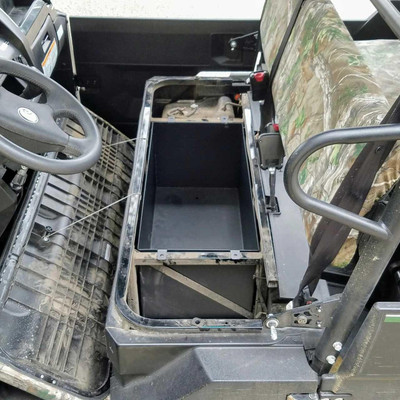 Texas Outdoors Ranch Armor Under Seat Storage Bin, Kawasaki Mule Pro KA12