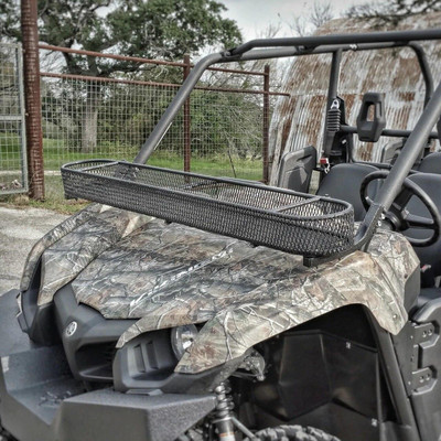 Texas Outdoors Ranch Armor Roll Bar Basket, Yamaha Viking BA11