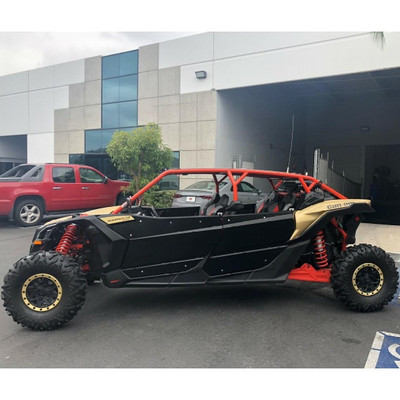SDR Motorsports Can-Am X3 Cage, Maverick X-3 Maxx Shorty 810303