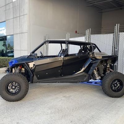 SDR Motorsports RZR Cage, XPR-4 2014-20 Fastback Shorty 710606
