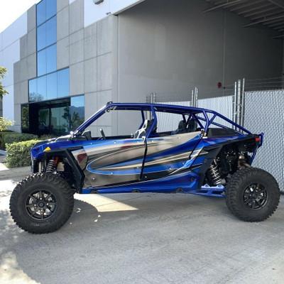 SDR Motorsports RZR Cage, XPR-4 2014-20 Fastback Standard 710601
