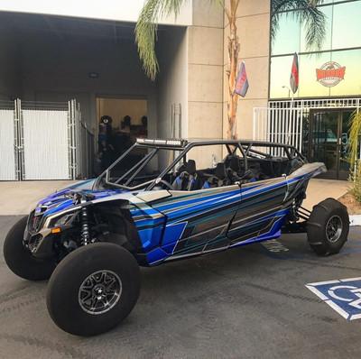 SDR Motorsports Can-Am X3 Cage, Maverick X-3 Maxx Sport 810302