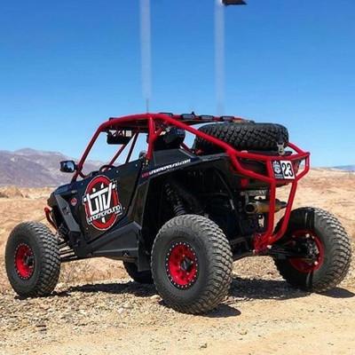 SDR Motorsports RZR Cage, XPR-2 2014-2020 Pre-Runner 710508