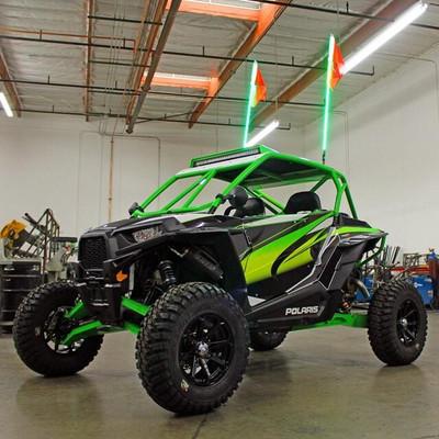 SDR Motorsports RZR Cage, XPR-2 2014-2020 Sport Standard 710500