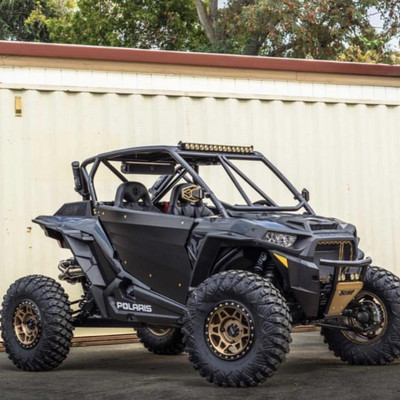 SDR Motorsports RZR Bolt-In Door Kit, Hi Bred 2-Door 710505
