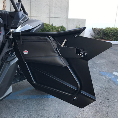 SDR Motorsports CanAm X3 Door Bags, X-3 Hi Bred Rear 810511