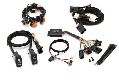 XTC Mahindra Roxor Plug & Play ATS Self-Canceling Turn Signal System (2018) (ATS-ROX)