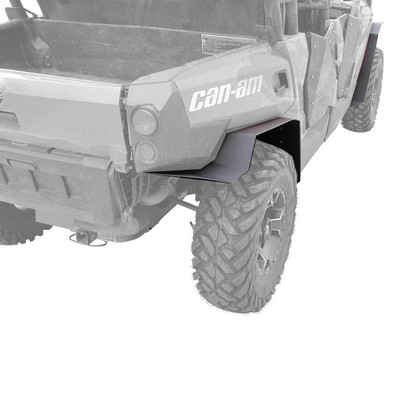 MudBusters Can-Am Commander Fenders Rear Only MB-COMV3RO