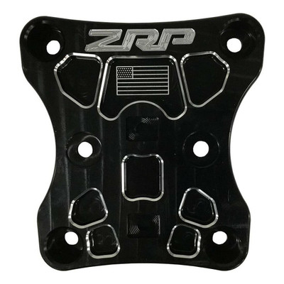 ZRP Can-Am X3 Radius Rod Plate Black 500003