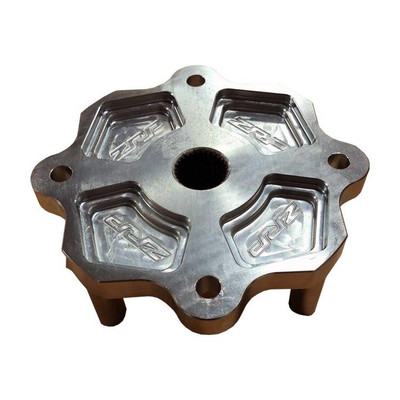 ZRP Can-Am X3 Wheel Hub, Billet RZR Bolt Pattern Chromoly Zollinger Racing Products 699