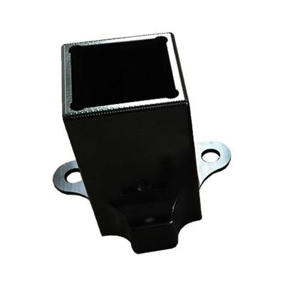 ZRP Radius Rod Plate Accessory, Billet Hitch Black