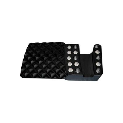 ZRP Can-Am X3 Brake Pedal Extender, Billet Black 500103