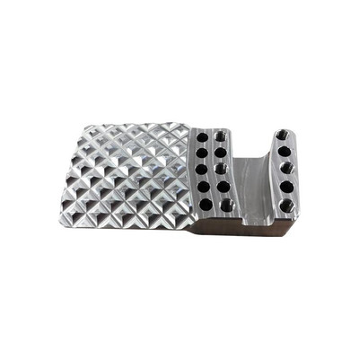 ZRP Can-Am X3 Brake Pedal Extender, Billet Aluminum 500102