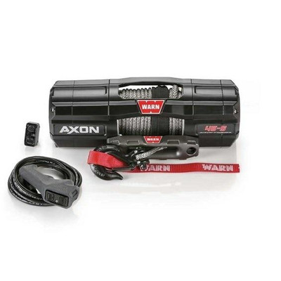WARN Industries AXON Synthetic UTV Winch 45-S 208217