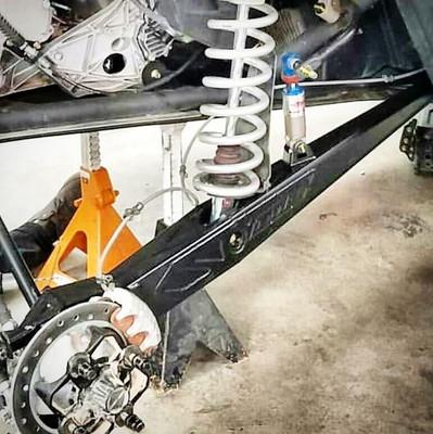 Fabwerx Can-Am X3 Trailing Arms, TT Spec 72 CA-X3-TT-TA