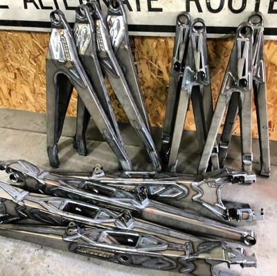 Fabwerx Can-Am X3 Suspension Kit, TT Spec 72 CA-X3-TT-CSK
