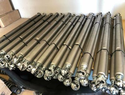 Fabwerx Can-Am X3 Radius Rods, TT Spec 72 CA-X3-TT-RRK