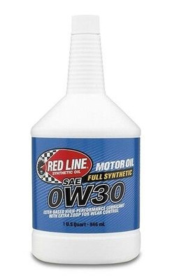 Red Line Oil 0W30 Motor Oil Quart 11114
