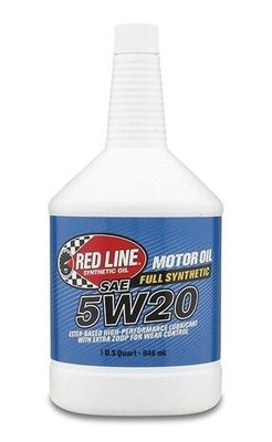 Red Line Oil 5W20 Motor Oil Quart 15204