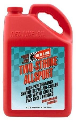 Red Line Oil Powersports Two-Stroke Allsport Oil Gallon 40805
