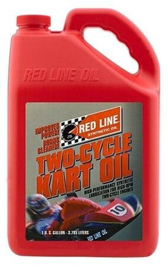 Red Line Oil Powersports Two-Stroke Kart Oil Gallon 40405