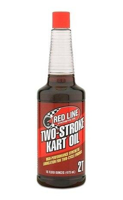 Red Line Oil Powersports Two-Stroke Kart Oil 16 oz 40403
