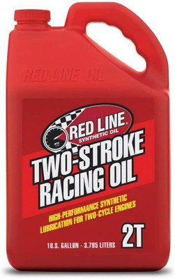 Red Line Oil Powersports Two-Stroke Racing Oil Gallon 40605