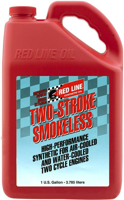 Red Line Oil Powersports Two-Stroke Smokeless Oil Gallon 40905