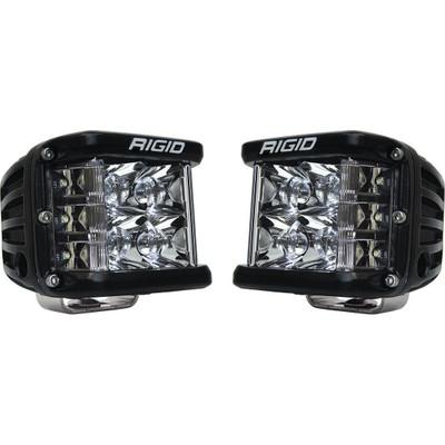 Rigid Industries D-SS Pro Series LED Light Pair Spot 262213