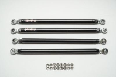 Shock Therapy RZR Radius Rod Kit, 4130 Chromoly 16-17 XP Turbo w/ FOX Shocks 2-Seat 800-1009-10