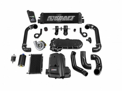 KraftWerks Yamaha YXZ 1000R Supercharger Kit 150-19-1000