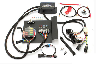 XTC Honda Talon Plug and Play 6 Switch Power Control System - Switches not Included PCS-64-HT-NS