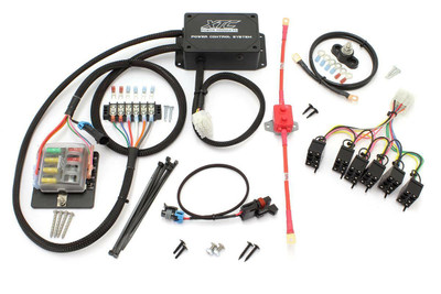 XTC Polaris Pro Plug and Play 6 Switch Power Control System - Switches Not Included PCS-64-PRO-NS