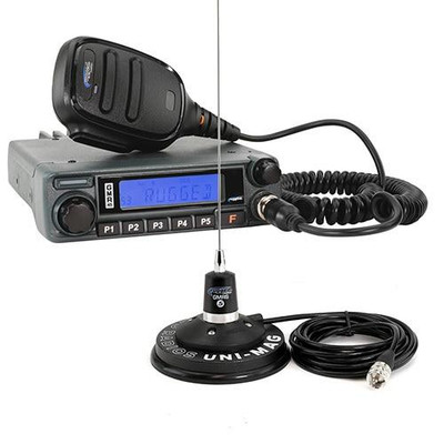 Rugged Radios 45-Watt Complete GMRS Mobile Radio Kit RK-GMR45