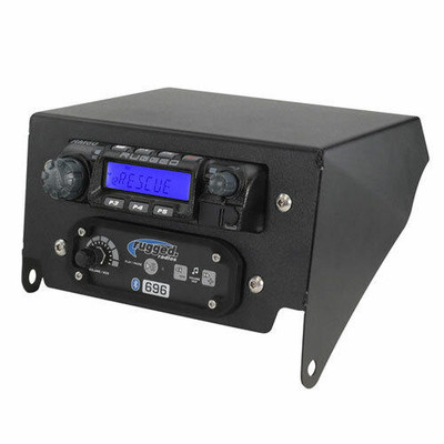 Rugged Radios Intercom and Radio Top Mount for Can-Am X3 MT-X3-TM-RM60