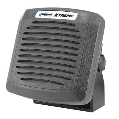 Rugged Radios External Waterproof Speaker with 15 Watt Amplifier EX-SPK-X