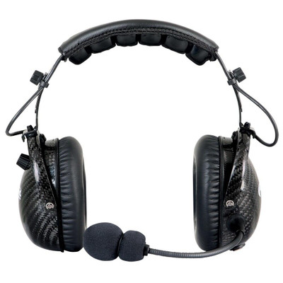 Rugged Radios AlphaBass Headset w/ Offroad Cable H28-AB