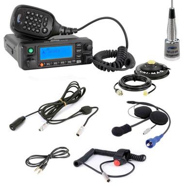 Rugged Radios Single Seat Kit with Digital Radio SS-RDM