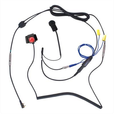Rugged Radios IMSA Driver Kit for Kenwood Radios STI-BASIC-KEN
