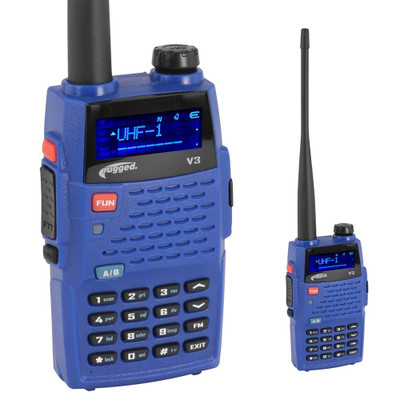 Rugged Radios V3 Handheld Radio V3