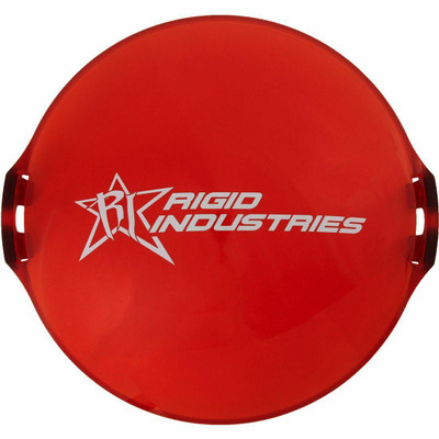 Rigid Industries R-Series 46 Light Cover Red 63395