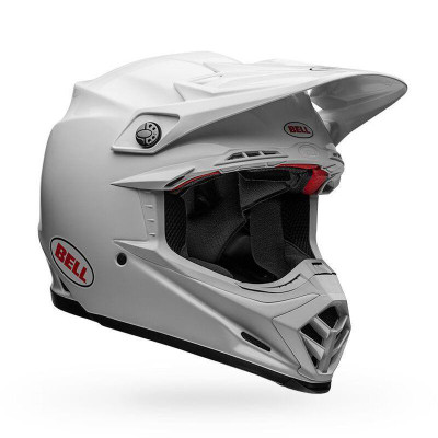 Bell Helmets Moto-9 Flex Medium Gloss White BL-7060791
