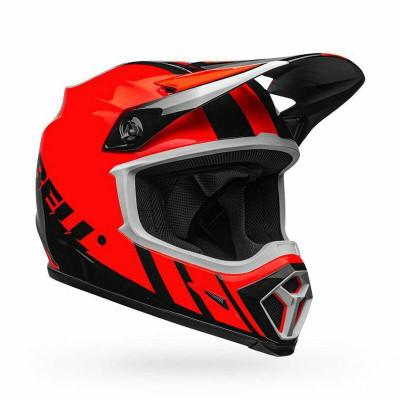 Bell Helmets MX-9 MIPS Medium Dash Gloss Orange/Black BL-7111357
