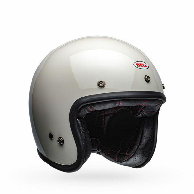 Bell Helmets Custom 500 Large Gloss Vintage White BL-7049176