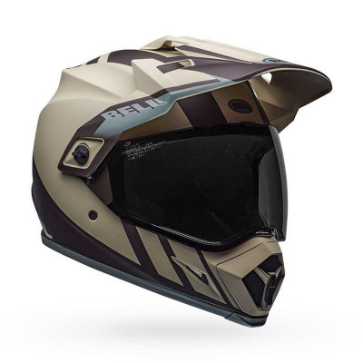 Bell Helmets MX-9 Adventure MIPS Large Dash Matte Sand/Brown/Grey BL-7111372