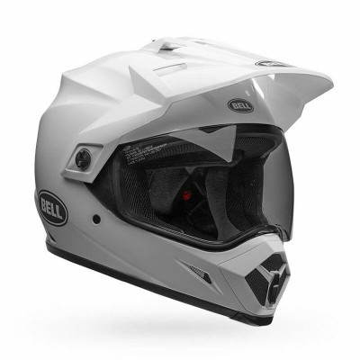 Bell Helmets MX-9 Adventure MIPS Large Gloss White BL-7092726