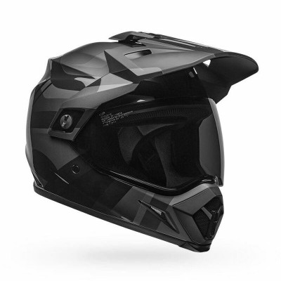 Bell Helmets MX-9 Adventure MIPS XXL Matte/Gloss Blackout BL-7095575
